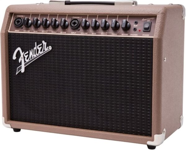 Fender Acoustasonic 40 Acoustic Guitar Combo Amplifier, 230V EU