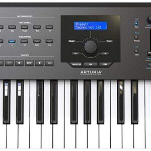 Arturia KeyLab 61 MkII 61-key Keyboard Controller - Black