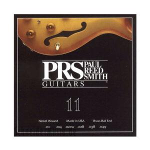 PRS Electric Guitar Strings Nickel Wound 11-49 Gauge