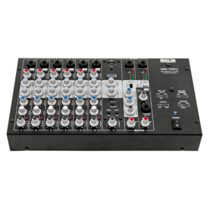 Ahuja Mixer AMX-70DFX With Built-in USB Option 7 Channel Mixer