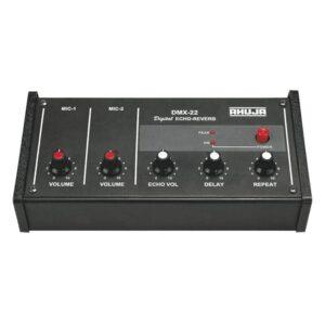 Ahuja DMX22 2 CH Audio Mixer