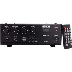 Ahuja DPA-370 PA Mixer Amplifier