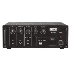 AHUJA DPA-570M PA Mixer Amplifier