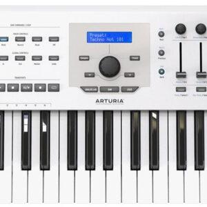 Arturia KeyLab 49 MkII 49-key Keyboard Controller - White