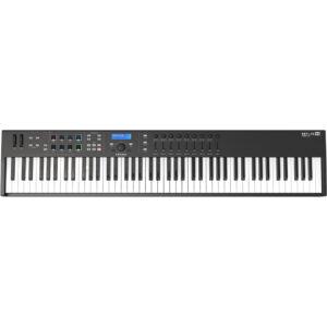 Arturia KeyLab Essential 88 Black Edition Midi Controller Keyboard