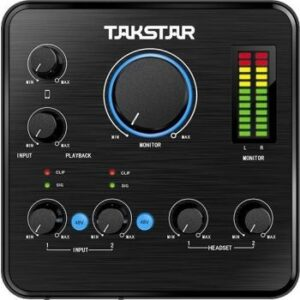 Takstar MX630 Webcast Pro Sound Card