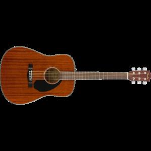 Fender CD-60SCE Dread All-Mah WN Acoustic Guitar