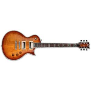 ESP LTD EC-1000 Electric Guitar - Amber Sunburst