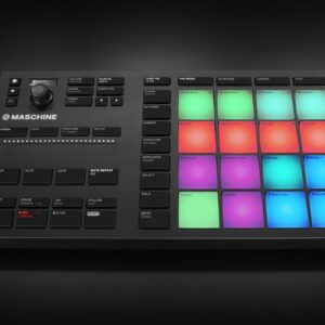 Native Instruments Maschine Mikro Production and Performance System