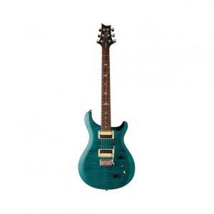 PRS SE Custom 22 - Sapphire w/ Black Back