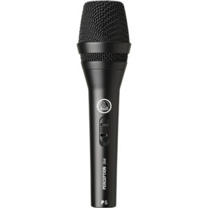 AKG P 5 S Dynamic Microphone With On/Off Switch