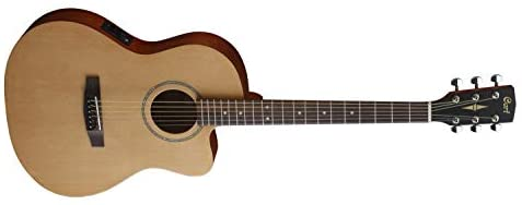 Cort JADE1E-OP Acoustic-Electric Guitar With Bag