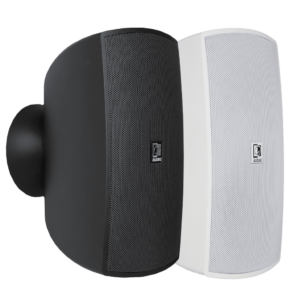 Audac ATEO6/B Wall speaker with CleverMount