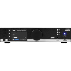 Audac – MFA216 Multi-functional SourceCon Amplifier