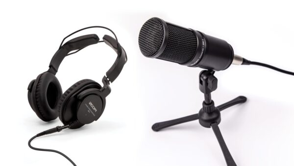 Zoom ZDM-1 Podcast Microphone Pack