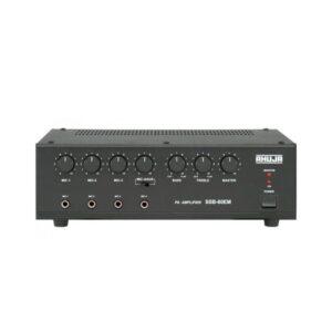 Ahuja SSB60EM Medium 40W Power PA Amplifier