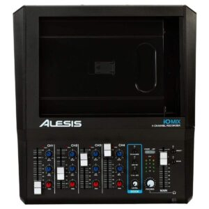 Alesis IO Mix 4-Channel Audio Interface/Mixer for iPad