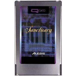Alesis Sanctuary QCard