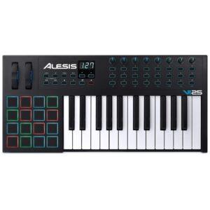 Alesis VI25 25-Key USB MIDI Keyboard
