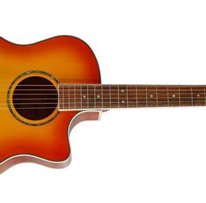 CORT GA-MEDX LVBS Electro- Acoustic Guitar