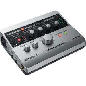 Roland UA-4FX2 Stream Station USB Audio interface For Webcasting