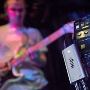 IK Multimedia iRig UA Universal guitar effects processor and interface