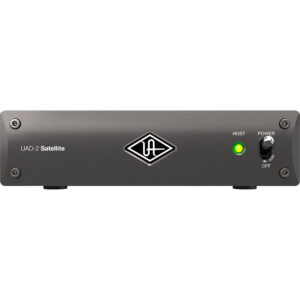 Universal Audio UAD-2 Satellite Thunderbolt OCTO Core – Desktop DSP Accelerator