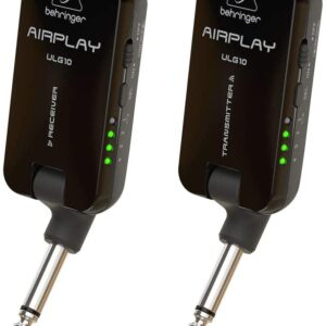 Behringer AIRPLAY ULG10 High-Performance Guitar Wireless System