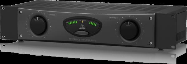 Behringer A800 Power Amplifiers