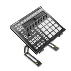 Gravity - LTS 01 B Adjustable Laptop and Controller Stand