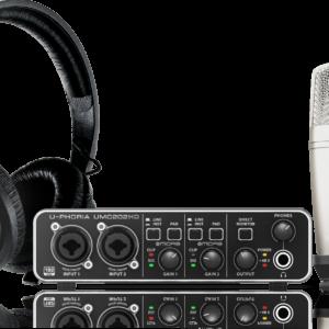 Behringer U-PHORIA STUDIO PRO USB Audio Interface
