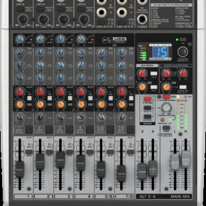 Behringer X1204USB Premium 12-Input 2/2-Bus Mixer