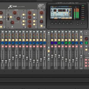 Behringer X32 Digital Mixers