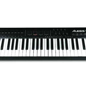 Alesis QX49 49-Key Advanced MIDI Keyboard Controller