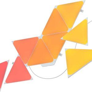 Nanoleaf Shapes Triangles - 9 Panel Starter Kit
