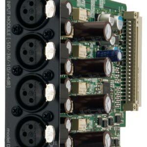 Toa D-2000AD1 Mic/Line Input Module