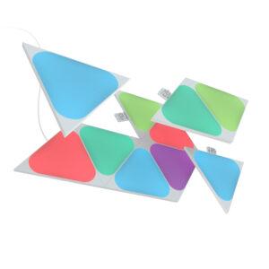 Nanoleaf Shapes- Mini Triangles Starter Kit – 5 Pack